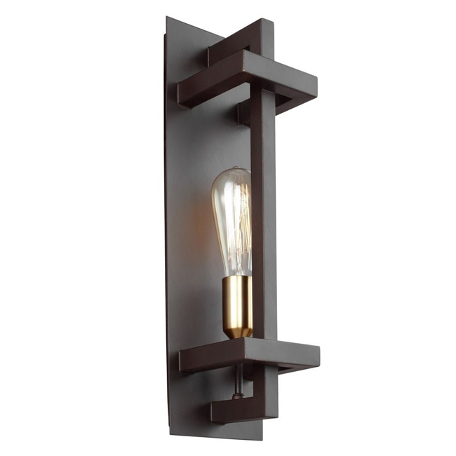 Finnegan Bronze Wall Sconce 15090
