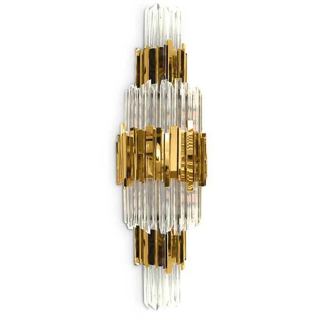 EMPIRE II WALL SCONCE 15947