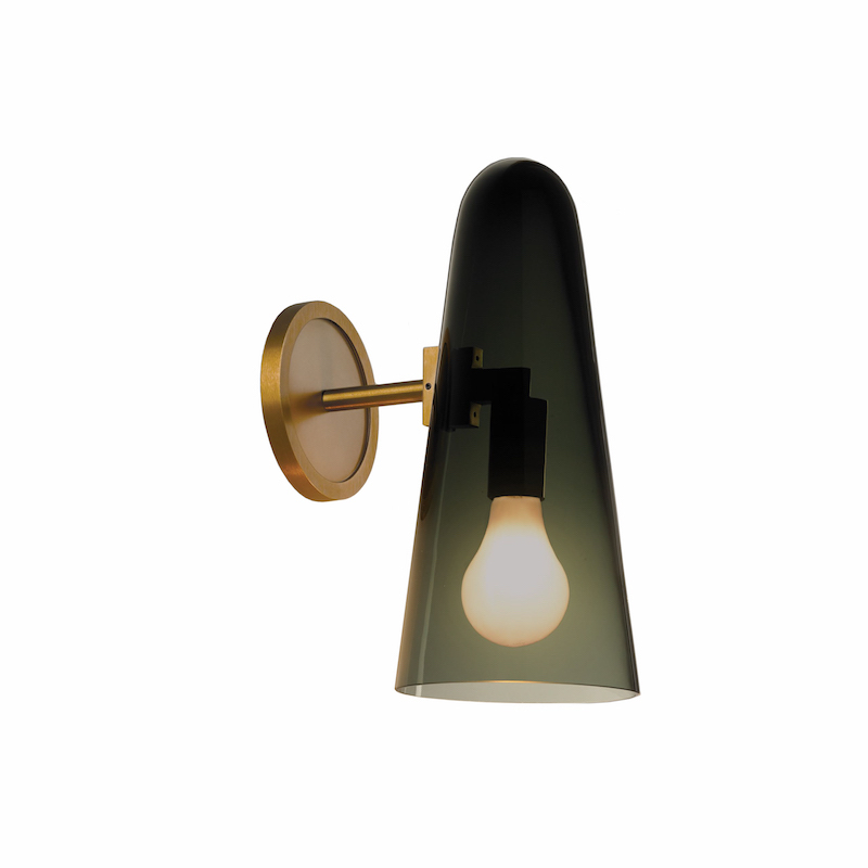 MONTFAUCON SINGLE GLASS SCONCE 18041
