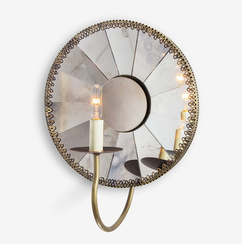 Andrew Reflector Wall Sconce 18196