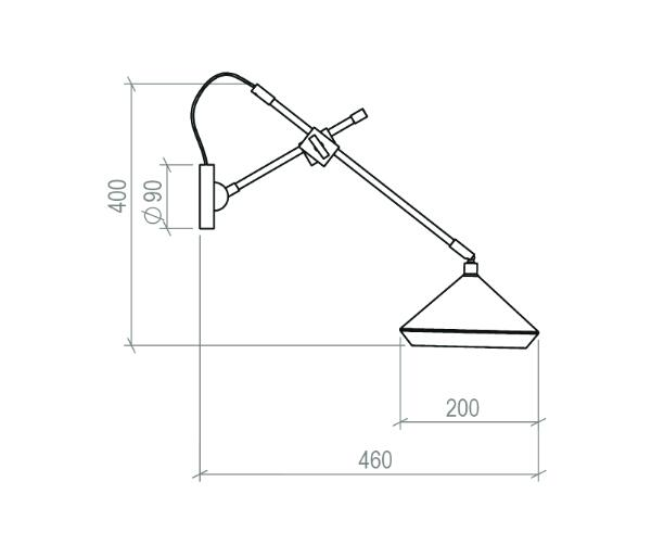 Shear Wall Light 18255