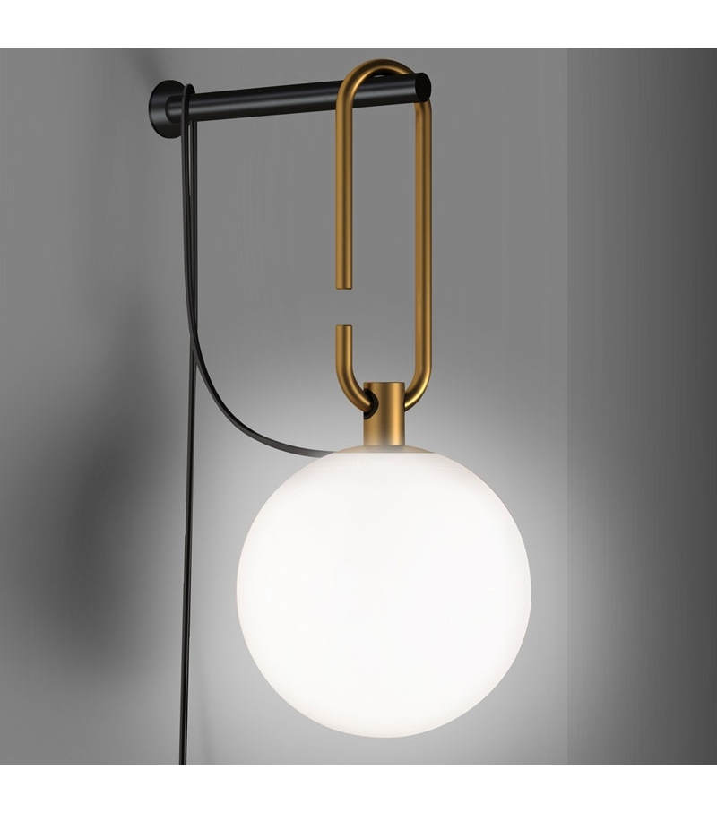 NH Artemide Wall Lamp 18678